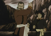 G gundam the ultimate attack duel with master asia for Domon episode 39