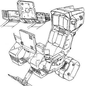 how to build a gundam cockpit