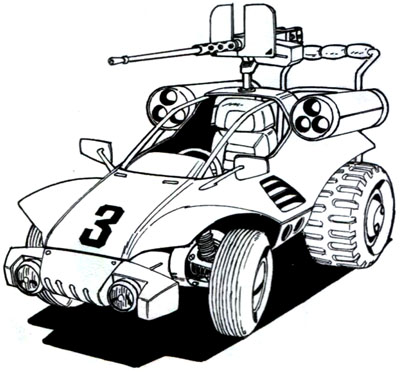 pick holes in vehicle design page 17 spacebattles forums MGS 105Mm Ammo armored car apc