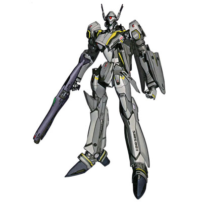 "IAS-E ""Messiah"" Vf-25s-battroid"